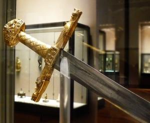 Espada de Carlo Magno.