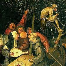 Alimentación del pueblo llano en la edad media.