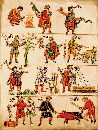 Asturias con niños: Musivarios. Taller de los oficios romanos en Gijón