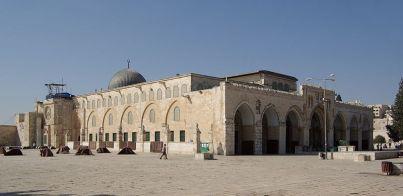 Mezquita templaria, Al-Aqsa-Mosque.