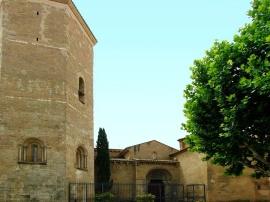 Iglesia de San Pedro el Viejo.