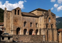 Monasterio de San Pedro de la Siresa.