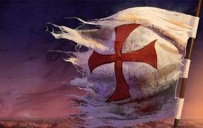 Bandera Templaría.