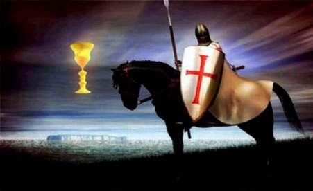 Templarios y el Santo Grial.