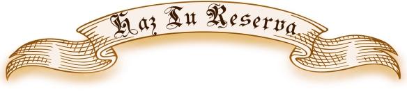 Reservas.