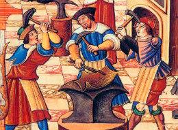 Armeros de la Edad Media.