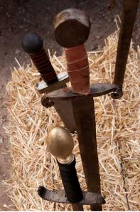 Espadas Medievales.