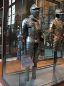 Armadura Medieval París,