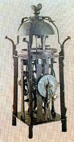 Reloj Edad Media.