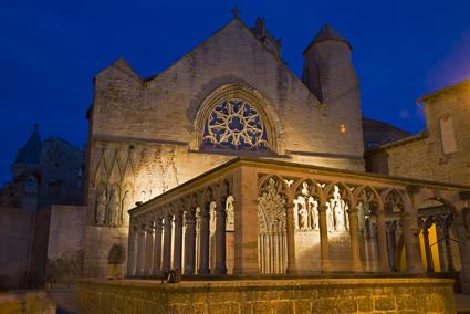 Santa María La Real.