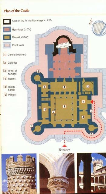 22.-Juan Guas, Castillo de manzanares el Real