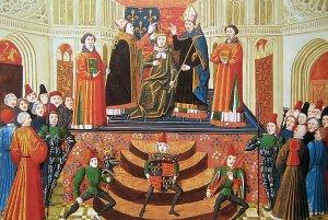 Ordem e alegria medieval, Gloria da Idade Media